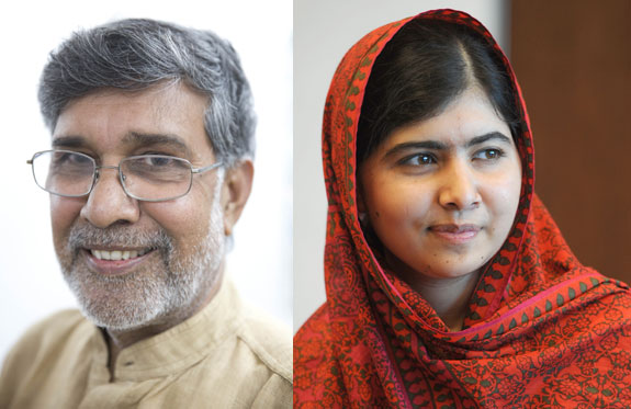 Nobel Peace Prize  Awarded for Advancing the Rights of Children